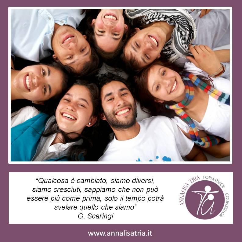 Aforisma 21 Giovani e cambiamento Annalisa Tria Gruemp