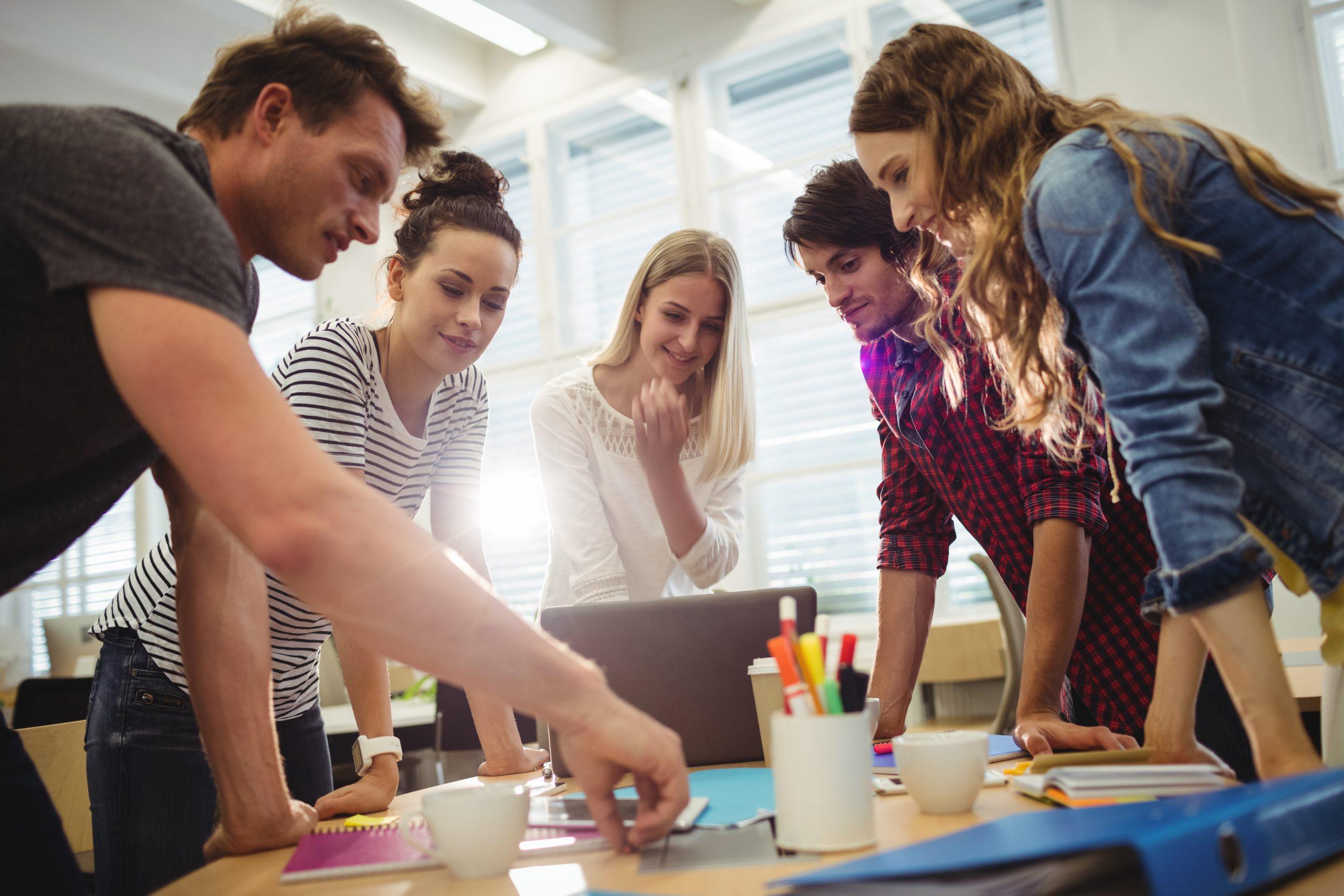 Annalisa Tria formazione gruppo aziendale